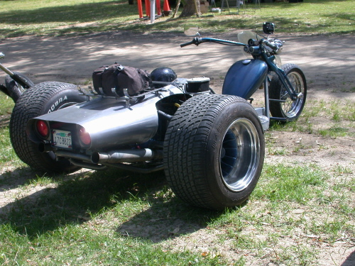 Vw Trike Forward Mounted Motor Page 3